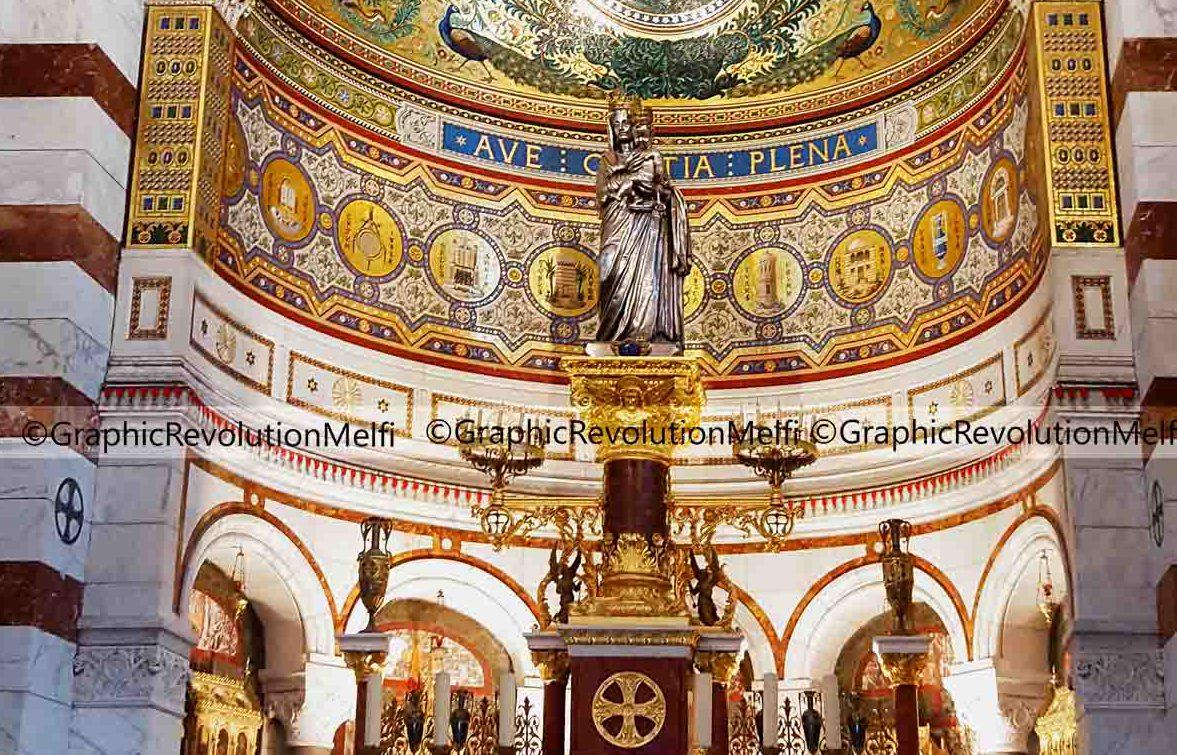 Oggi, 29 Agosto, si festeggia il più sfarzoso dei culti mariani: Nostra Signora della Guardia