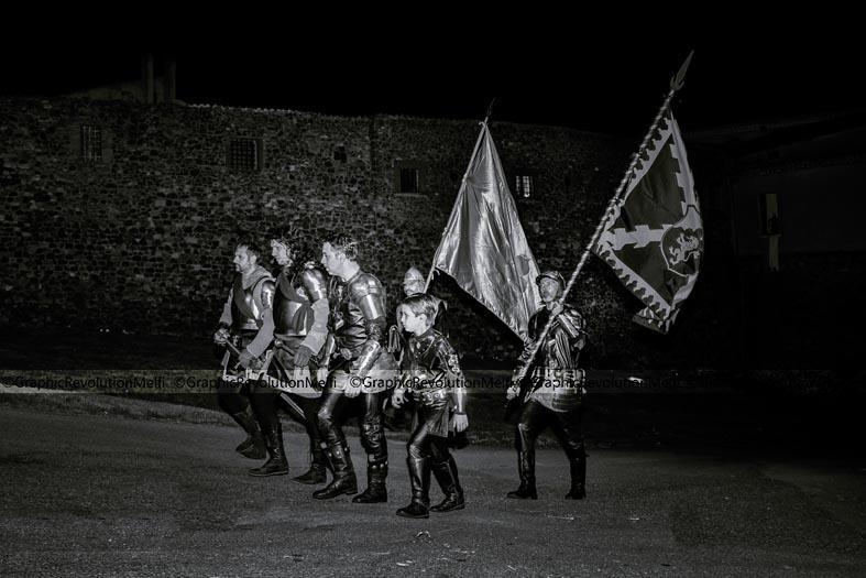 pentecoste melfi pasqua di sangue presa porta venosina assedio castello