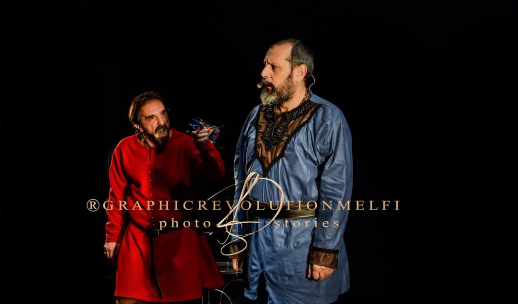Stupor: la meraviglia di Federico II e lo spettacolo di Gianpiero Francese a Melfi