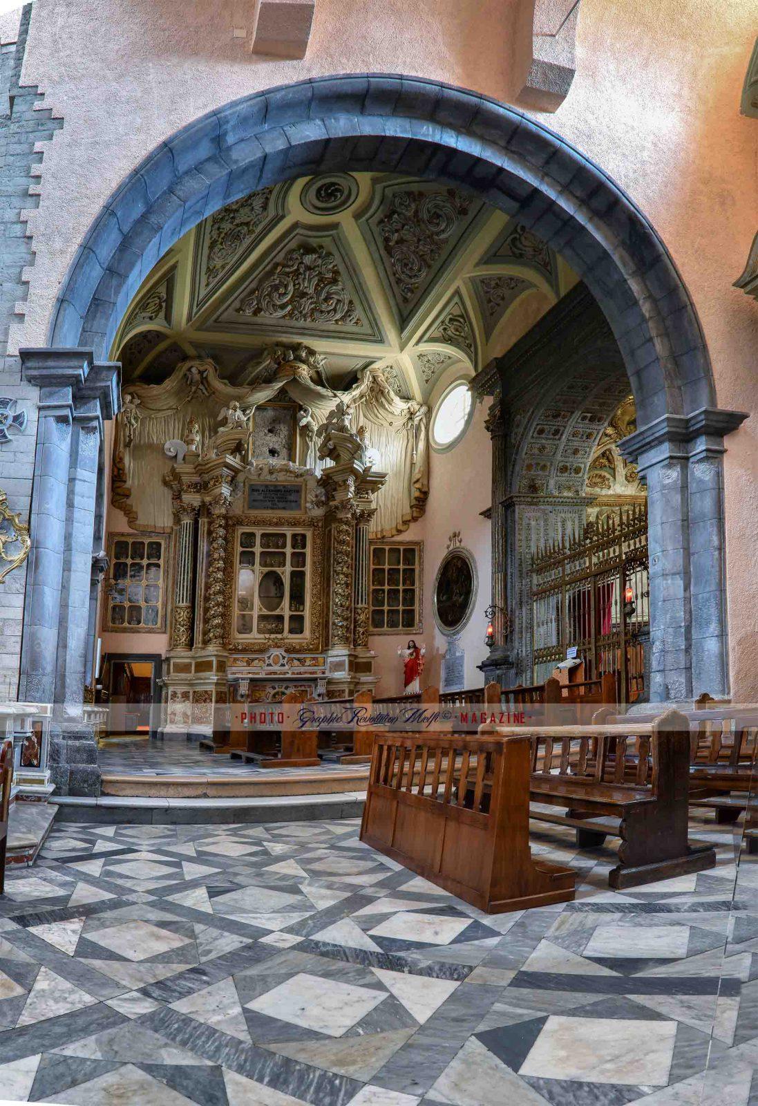 Melfi patrono sant'Alessandro cattedrale