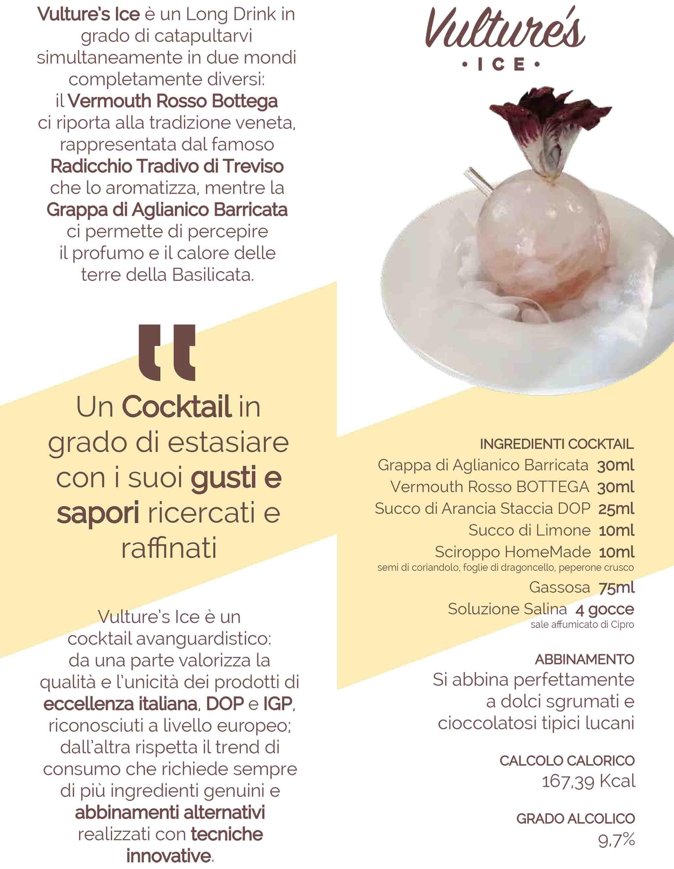 Il Vulture's ice per Basilicata a Tavola