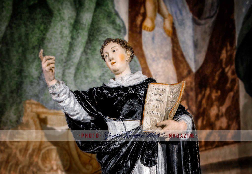 """Oggi, 5 Aprile, si festeggia San Vincenzo Ferrer, """"L'Angelo dell'Apocalisse"""" che …"""