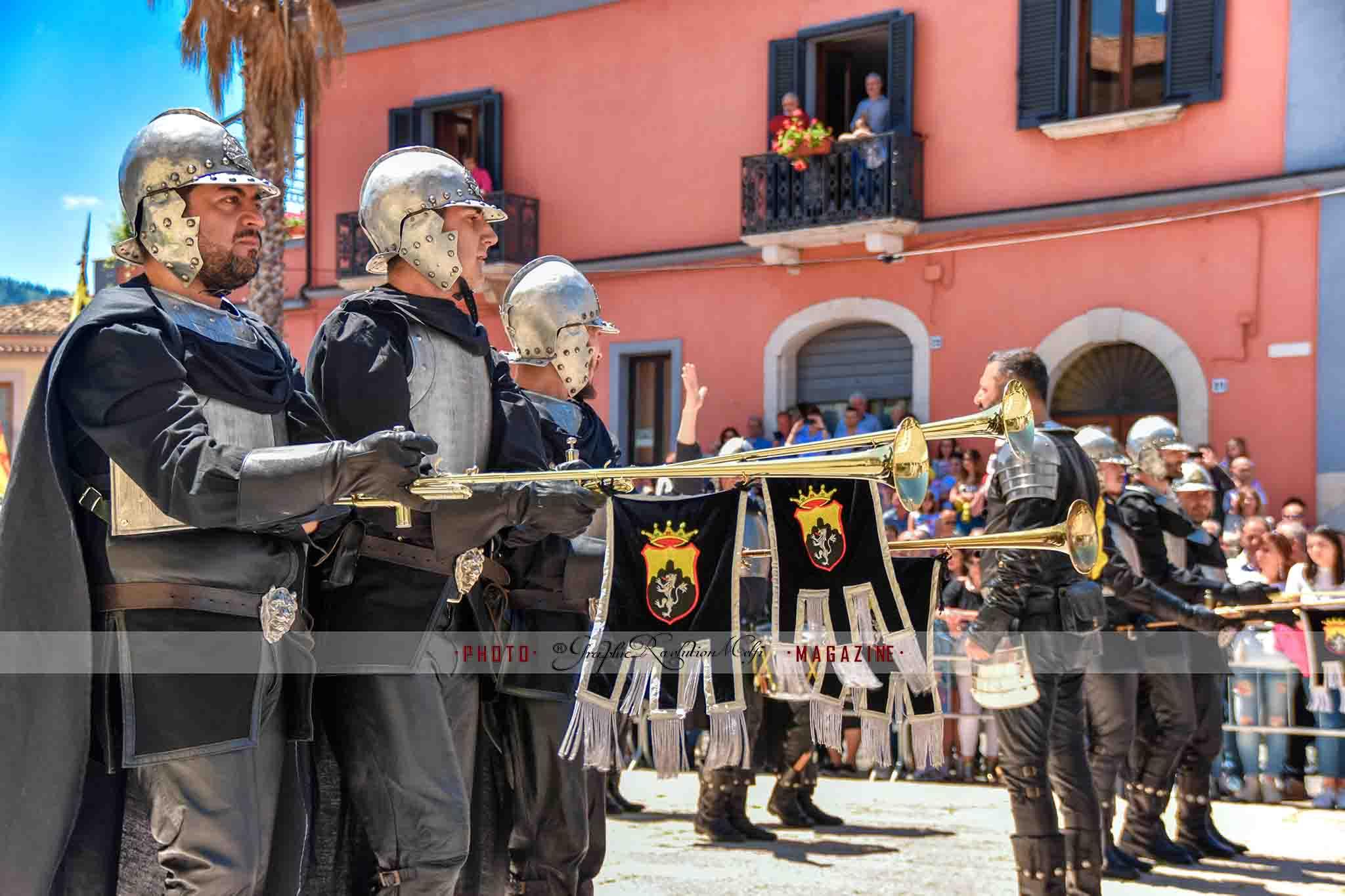 melfi pentecoste corteo storico domenica pasqua di sangue assedio francesi spagnoli ronca battista