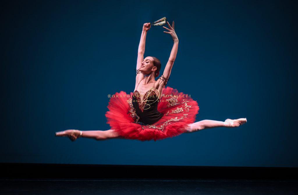 Dal Bolshoi russo al Ruggiero di Melfi la meravigliosa Joy Womack danza per noi