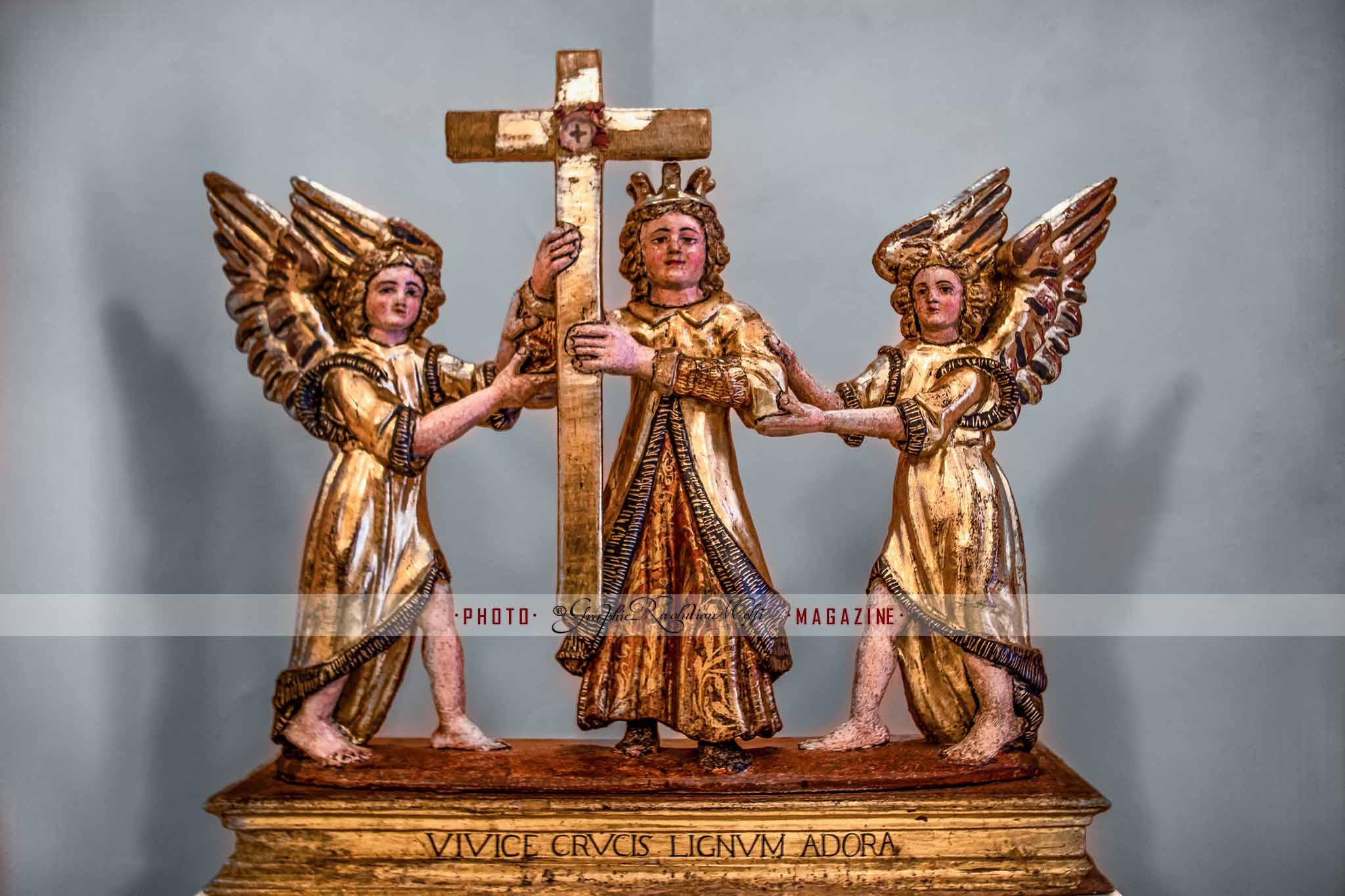 Vera croce reliquia melfi