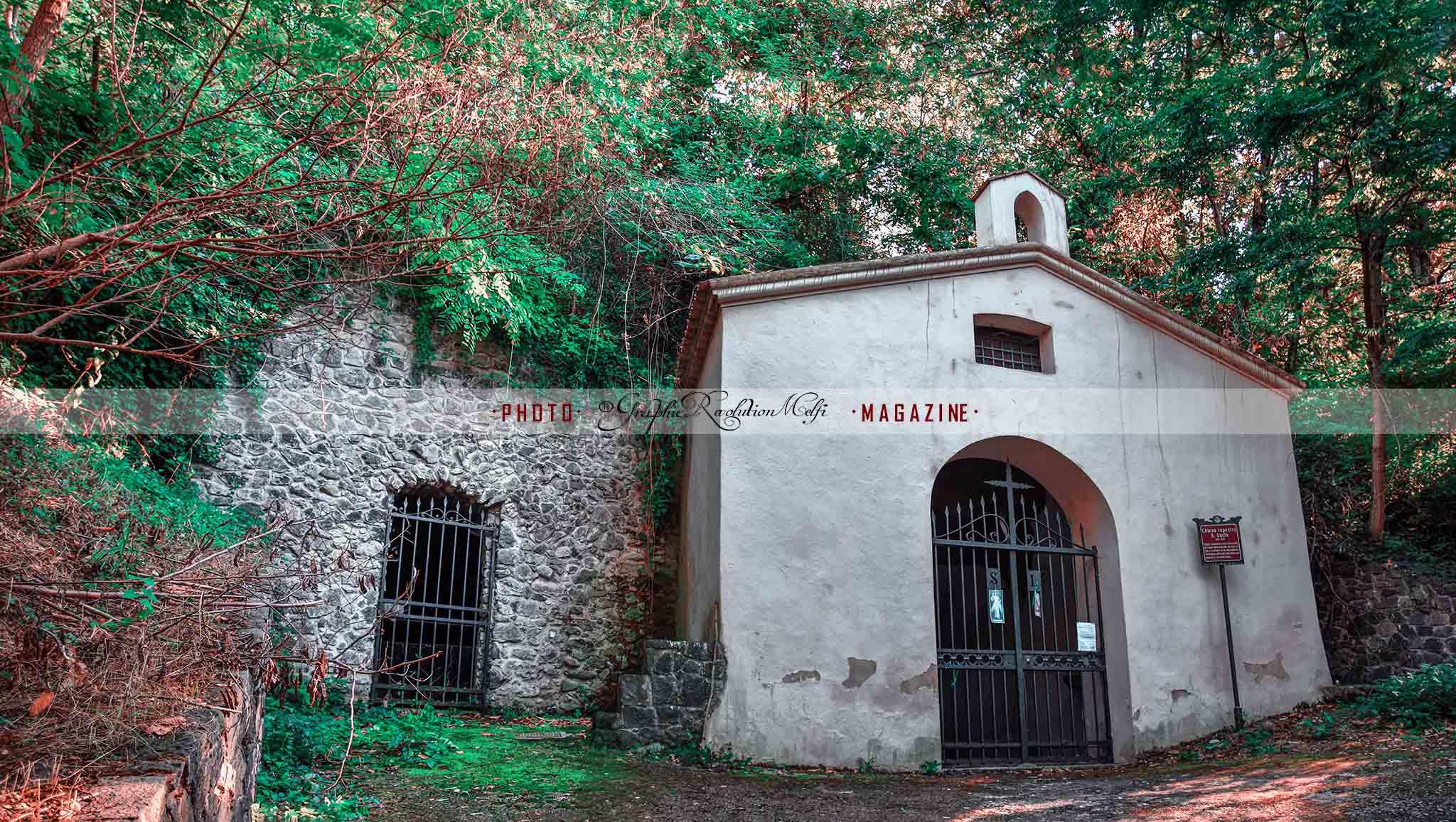 Melfi: oggi nell'antichissima Chiesa rupestre dei Giaconelli si rinnova il rito della …