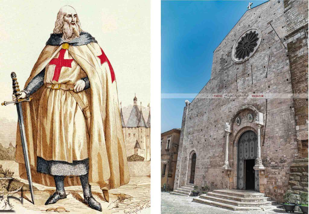 Accadde oggi 13 Ottobre 1307: l'arresto dei Templari e la leggenda di Acerenza