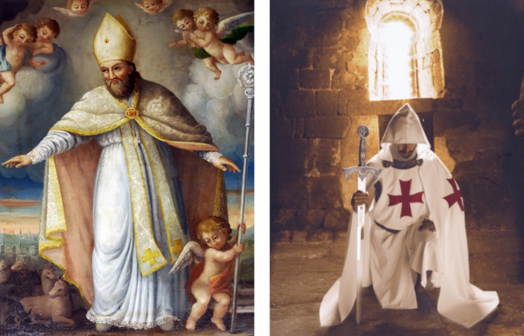 Sant'Ilario Patrono dei Templari visse in Basilicata e a Parma…