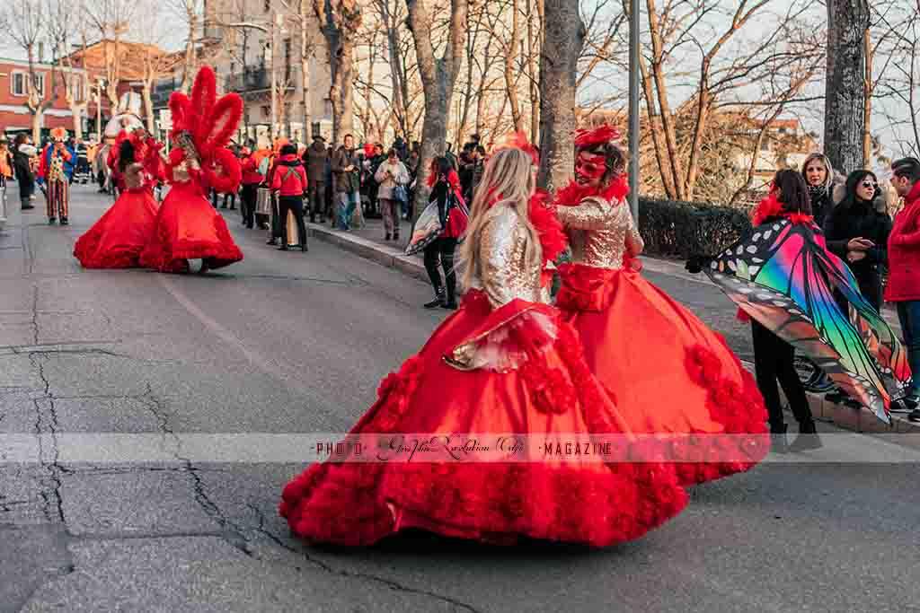 Carnevale di Melfi: tutte le foto delle sfilate dell'edizione 2020!