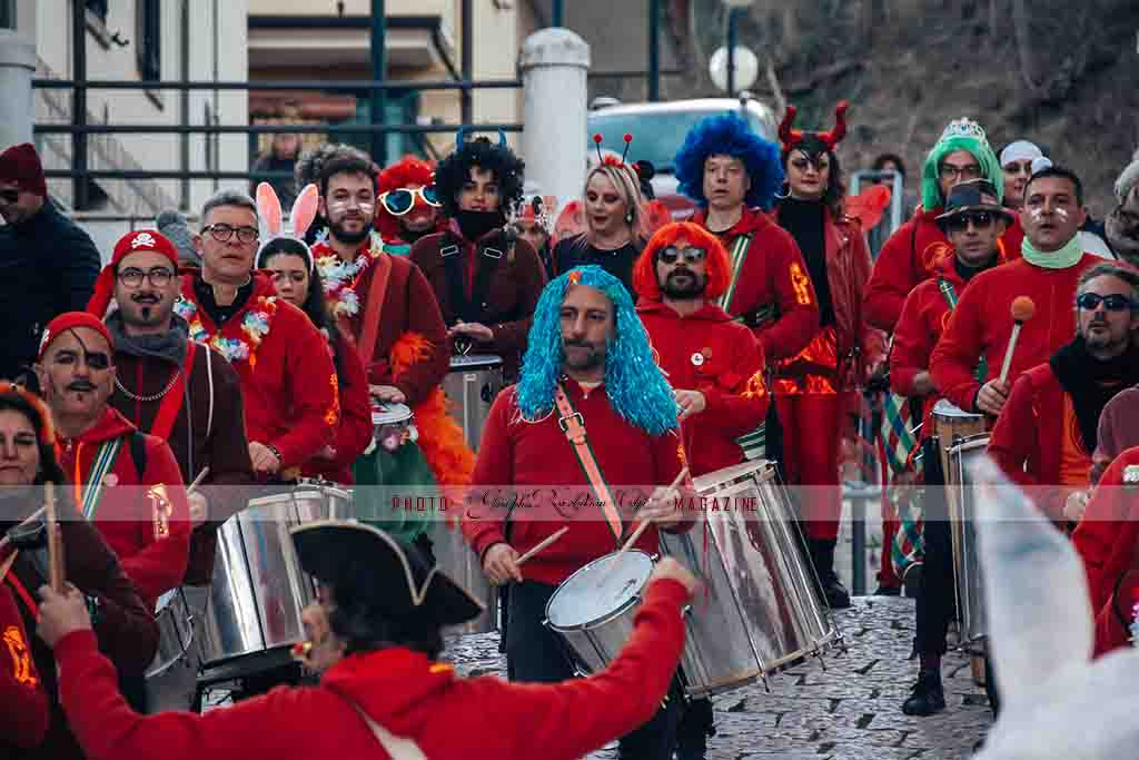 carnevale di melfi 2020 terribile invasione