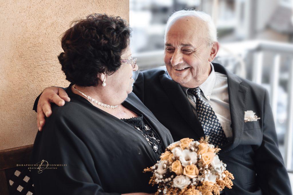 50° Anniversario di Matrimonio da Agropoli a Melfi   Giuseppe & Maddalena