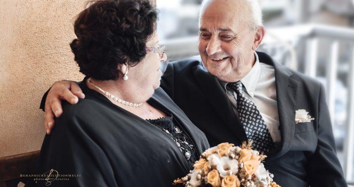 50° Anniversario di Matrimonio da Agropoli a Melfi | Giuseppe & Maddalena