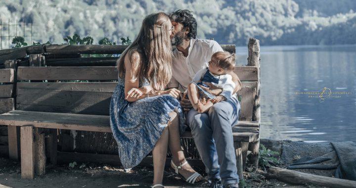 Servizio fotografico di Famiglia a Monticchio | Giulia