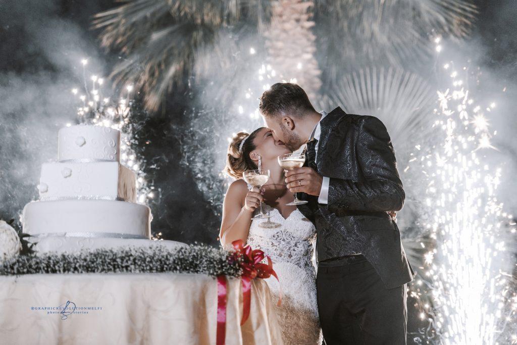 Servizio fotografico di matrimonio a Melfi | Monica & Alessio