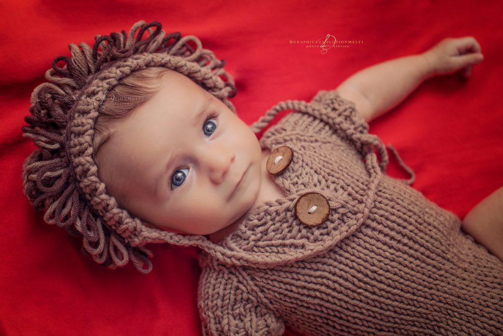 Servizio fotografico New Born a Venafro | Antonio