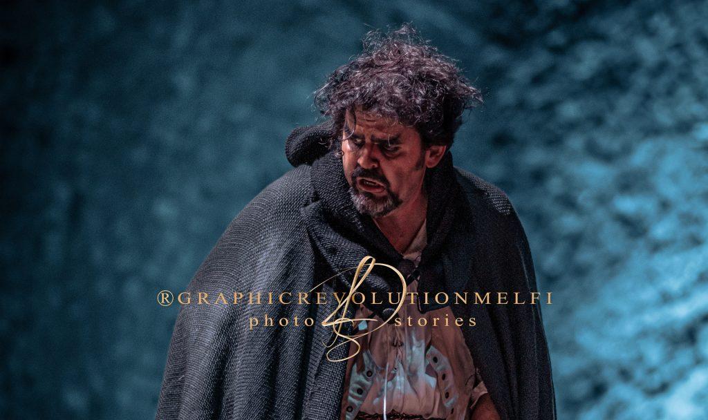 Al Castello di Melfi uno straordinario incontro tra musica e teatro: il Rigoletto!