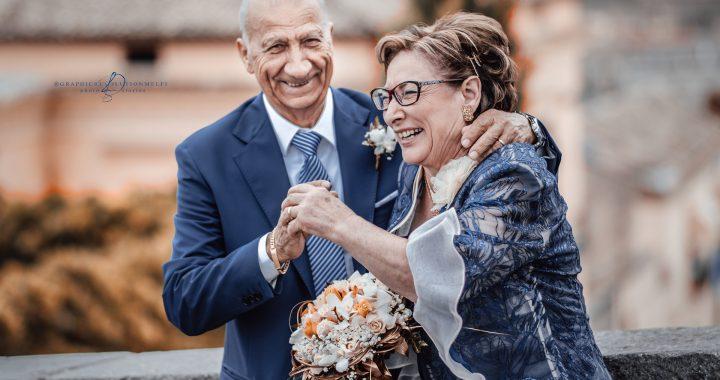 50° Anniversario di Matrimonio a Melfi in Basilicata | Rosa & Giuseppe