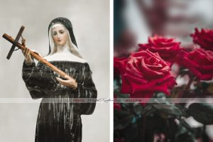 Oggi, si festeggia Santa Rita da Cascia, la Santa dei casi impossibili che…