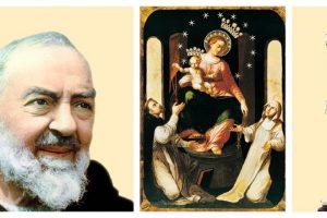 """Padre Pio e il """"dono"""" alla Madonna di Pompei che ancor oggi …"""