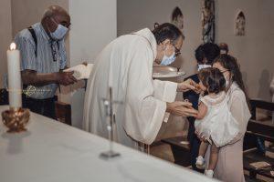Foto di Battesimo a Monticchio – Rionero in Vulture   Giulia