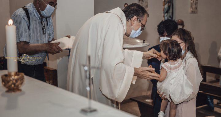 Foto di Battesimo a Monticchio – Rionero in Vulture | Giulia